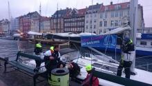 Bordfunk – 22.10.2016 Kopenhagen, wir sind da!